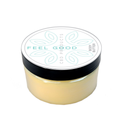 CBD BODY BUTTER MASSAGE...