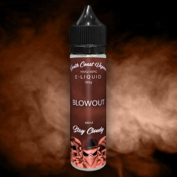 Blowout flavour vape juice...