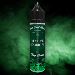 Keylime Cookie Pie flavour vape juice